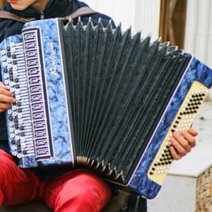 Accordion Folk Polka