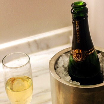 Bottle Champaign Bubbly