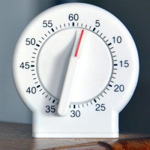 Ringing Kitchen Timer