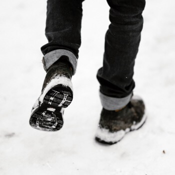 Walk on Snow